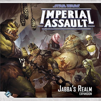 Imperial Assault: Jabbas Realm