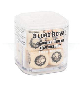 200-38 Blood Bowl: Undead Team Dice Set