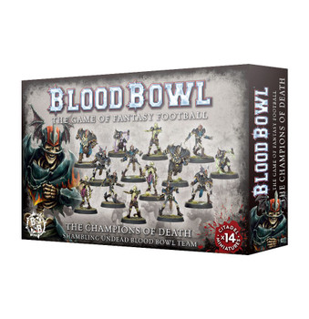 200-62 Blood Bowl: Champions of Death Team