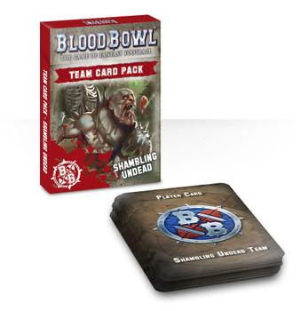 200-53-60 Blood Bowl: Shambling Undead Card Pack
