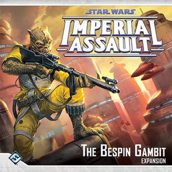 Imperial Assault: The Bespin Gambit Campaign
