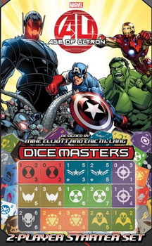 DiceMasters Age of Ultron Starter