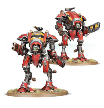 54-17 Imperial Knights Armiger Warglaives