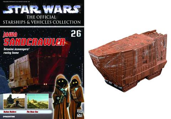 Star Wars The Official Starships & Vehicle Collection #26