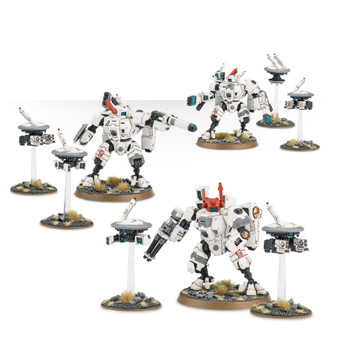 56-07 Tau Empire XV8 Crisis Suits 2015