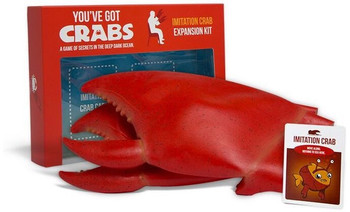 You've Got Crabs Imitation Crab Claw Expansion