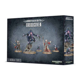 51-50 Genestealer Cults Broodcoven