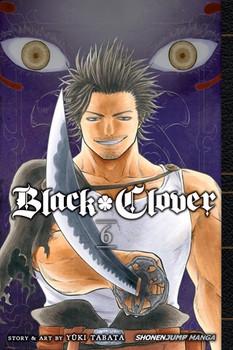 Black Clover Vol 6