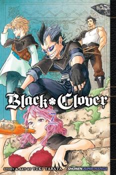 Black Clover Vol 7
