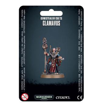51-45 Genestealer Cults Clamavus