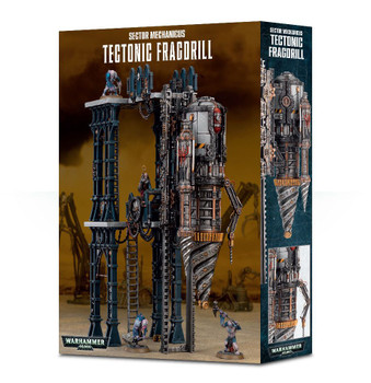 64-82 Sector Mechanicus Tectonic Fragdrill