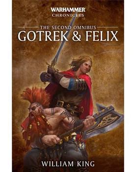 BL2622 Gotrek & Felix: The Second Omnibus PB