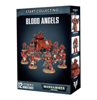 70-41 Start Collecting! Blood Angels 2017