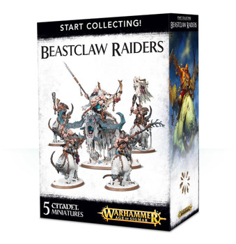 70-86 Start Collecting! Beastclaw Raiders