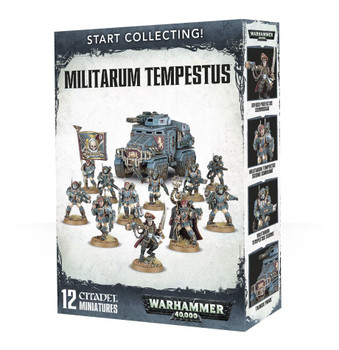 70-54 Start Collecting! Militarum Tempestus 2017