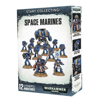 70-48 Start Collecting! Space Marines 2017