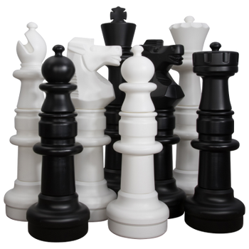 900mm Garden Patio Chess Set