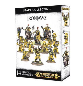 70-89 Start Collecting! Ironjawz