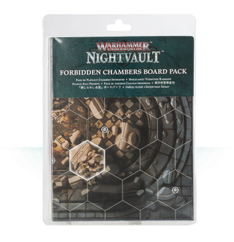 110-53 Nightvault Forbidden Chambers Board Pack