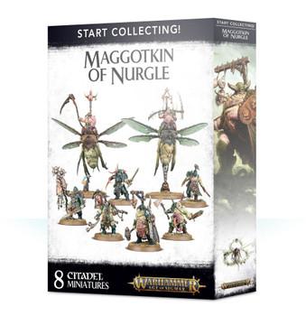 83-54 Start Collecting: Maggotkin of Nurgle