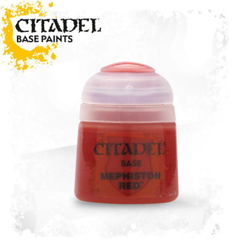 21-03 Citadel Base: Mephiston Red