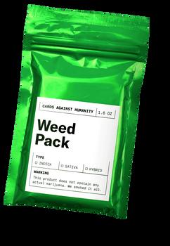 CAH Weed pack