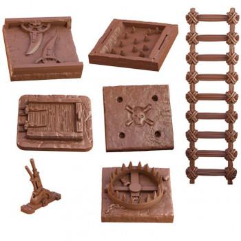 Terrain Crate Dungeon Traps
