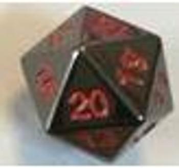 Metal D20 Spindown Counter