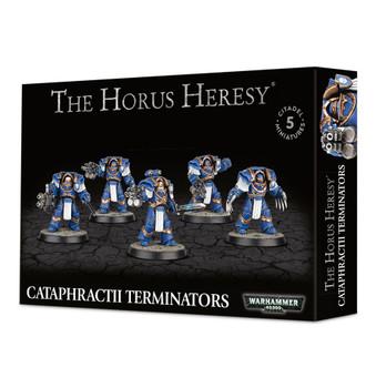 01-02 Horus Heresy: Cataphractii Terminators