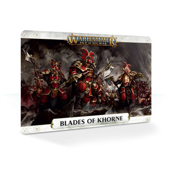 83-04-60 Warscroll Cards: Blades of Khorne