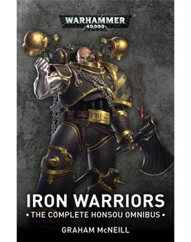 BL2648 Iron Warriors: The Complete Omnibus PB