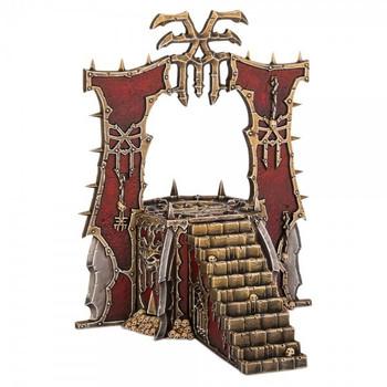 83-56 Blades of Khorne: Skull Altar