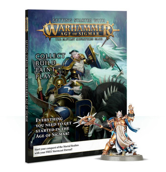 80-16-60 Getting Started With Warhammer Age of Sigmar