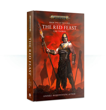 BL2656 The Red Feast HB