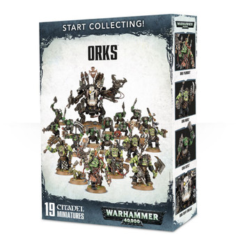 70-50 Start Collecting! Orks 2017