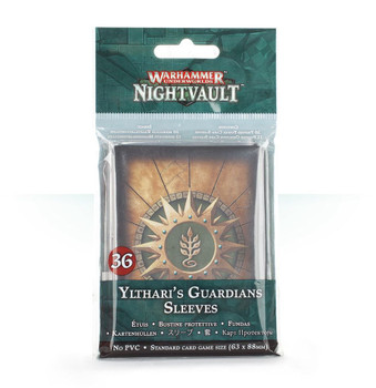 110-57 WH Underworlds: Ylthari's Guardians Sleeves