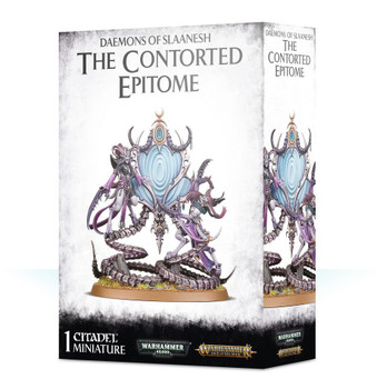 97-48 Daemons of Slaanesh The Controlled Epitome