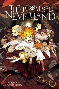 Promised Neverland Vol 3