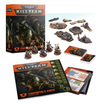 102-50-60 Kill Team: Toofrippa's Krew