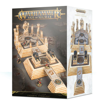 64-86 Dominion of Sigmar: The Enduring Stormvault