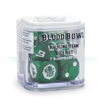 200-58 Blood Bowl: Halfling Dice Set