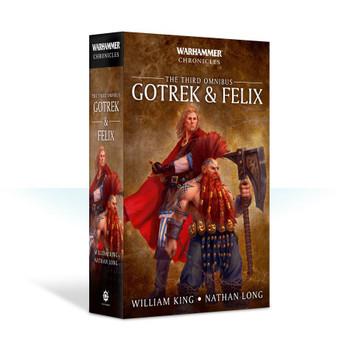 BL2708 Gotrek & Felix: The Third Omnibus