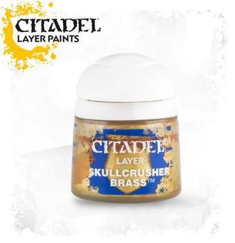 22-73 Citadel Layer: Skullcrusher Brass