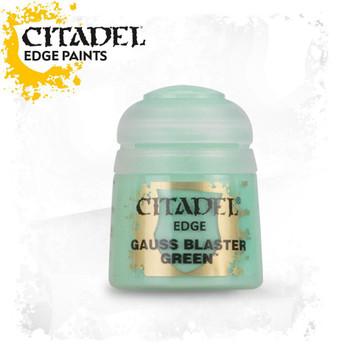29-01 Citadel Edge: Gauss Blaster Green