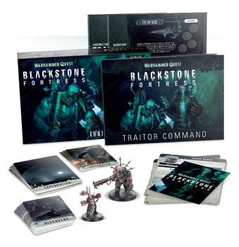 BF-03-60 Blackstone Fortress: Traitor Command Core Game