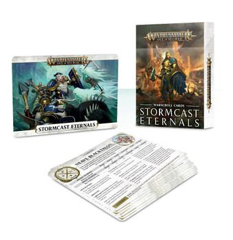 96-05 Warscroll Cards: Stormcast Eternals (1e)