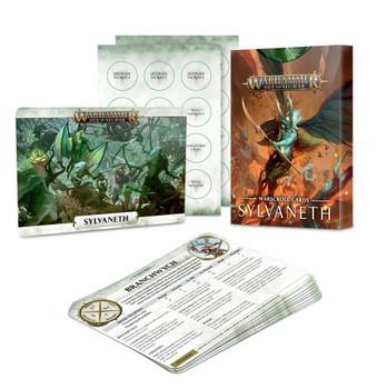 92-03-60 Warscroll Cards: Sylvaneth