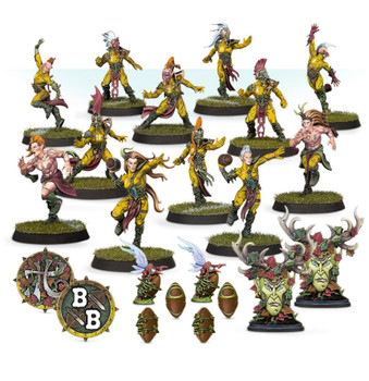 200-66 Blood Bowl: The Athelorn Avengers