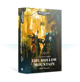 BL2671 Vaults of Terra: The Hollow Mountain HB