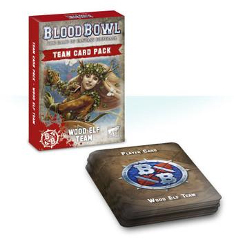 200-70-60 Blood Bowl: Wood Elves Card Pack